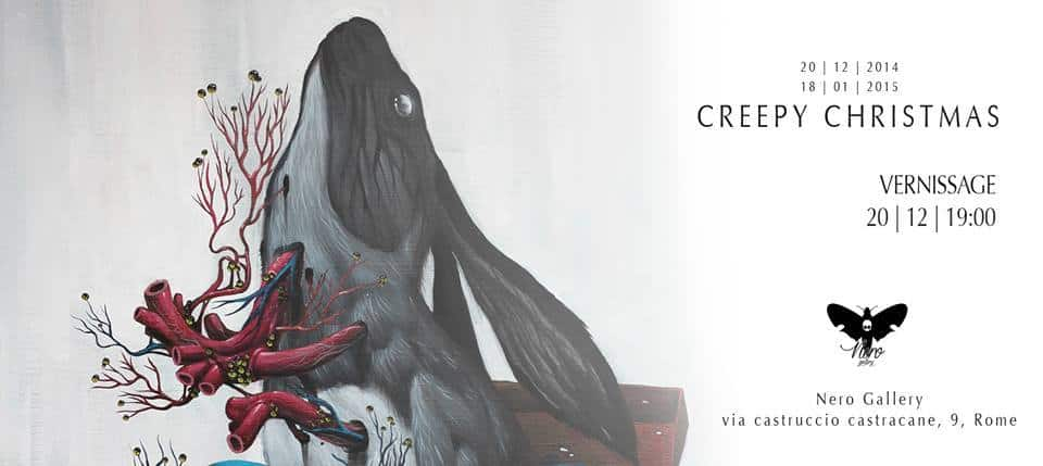 Pop surrealism, pop surrealismo, pigneto, roma, nero gallery, galleria d'arte