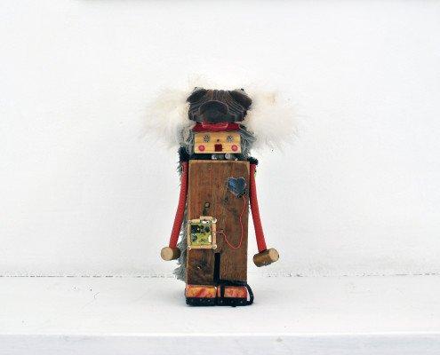 """kodama III"" Pop surrealism, pop surrealismo, pigneto, roma, nero gallery, galleria d'arte"