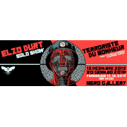 Elzo Durt - Pop surrealism, pop surrealismo, pigneto, roma, nero gallery, galleria d'arte